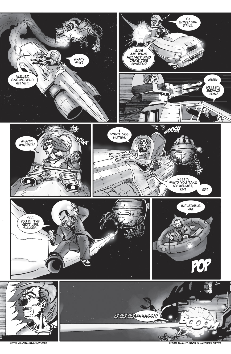 Miller & Mullet™ in Space – Page 19
